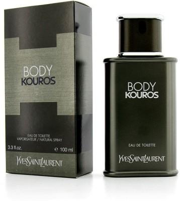 Yves Saint Laurent Body Kouros Eau De Toilette Spray Eau de Toilette  -  100 ml