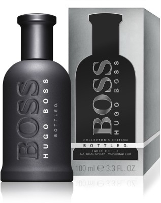 Hugo Boss Bottled (2014 Black) Collector's Edition for Men EDT 100ml Eau de Toilette  -  100 ml