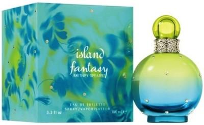 Britney Spears Island Fantasy EDT  -  100 ml
