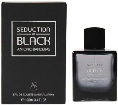 Antonio Banderas Black Seduction EDT  -  100 ml