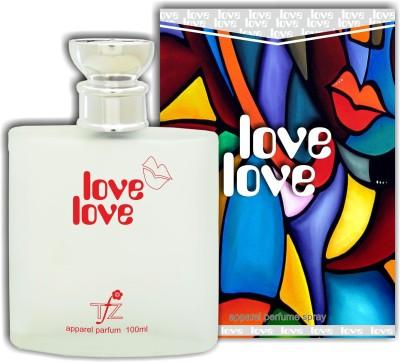 TFZ Love Love Eau de Parfum  -  100 ml