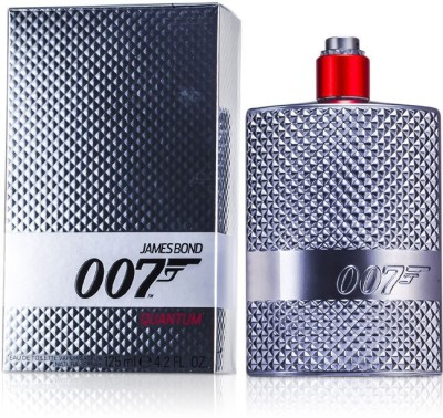 James Bond 007 Quantum Eau De Toilette Spray Eau de Toilette  -  125 ml