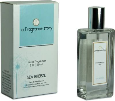 A Fragrance Story Sea Breeze EDT - 50 ml(For Men, Women)