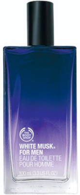 The Body Shop White Musk For Men Eau de Toilette  -  100 ml