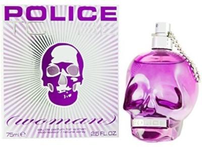 Police To Be Woman Eau de Parfum  -  75 ml