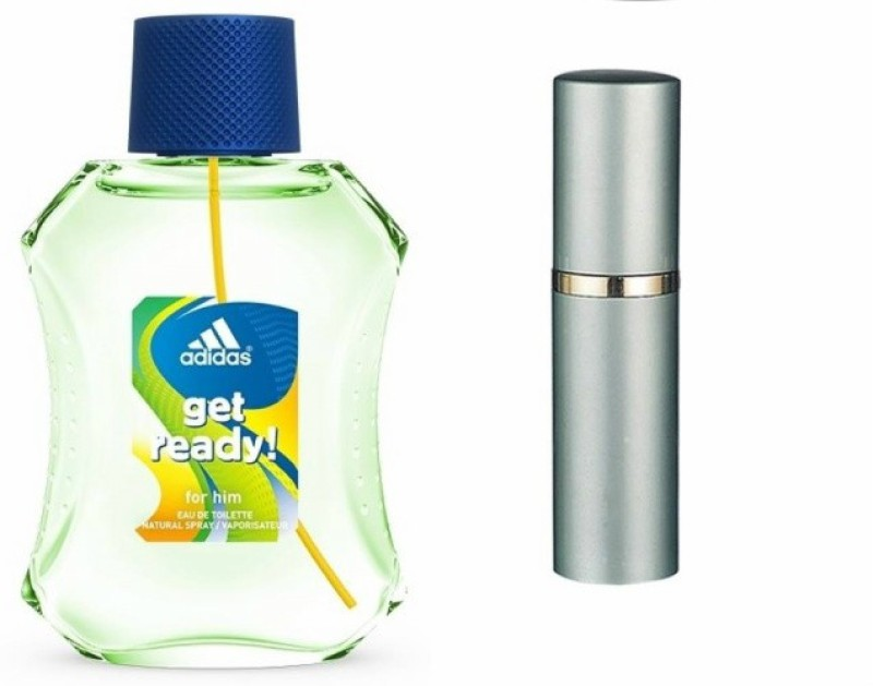 Adidas Combo Of Get Ready Deodorant Spray And Sugadhvatika Cool...