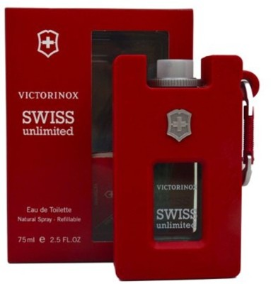 Swiss Army Unlimited Refillable EDT  -  75 ml