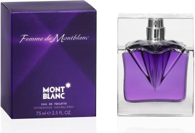 Mont Blanc Femme de EDT  -  75 ml