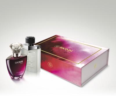 TITAN SKINN Raw and Celeste Gift Set Eau de Parfum  -  100 ml