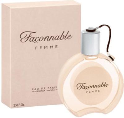 Faconnable Femme EDP  -  75 ml