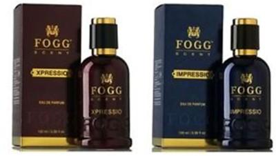 Fogg Combo Pack Of Fogg Scent Xpresso And Fogg Scent Impressio Eau de Parfum  -  180 ml