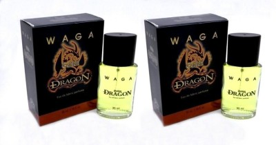 waga Golden Dragon Pack of 2 Eau de Parfum  -  30 ml