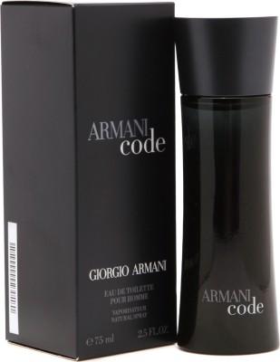Giorgio Armani Code EDT - 75 ml