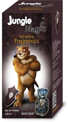 Jungle Magic Brave Heart Teddy Eau de Toilette  -  50 ml