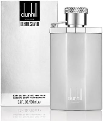 Dunhill Desire Silver Eau de Toilette  -  100 ml