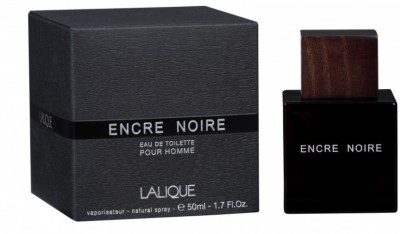 Lalique Encre Noire Eau de Toilette  -  50 ml