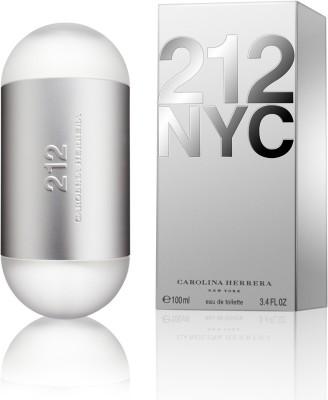 Carolina Herrera 212 EDT  -  100 ml