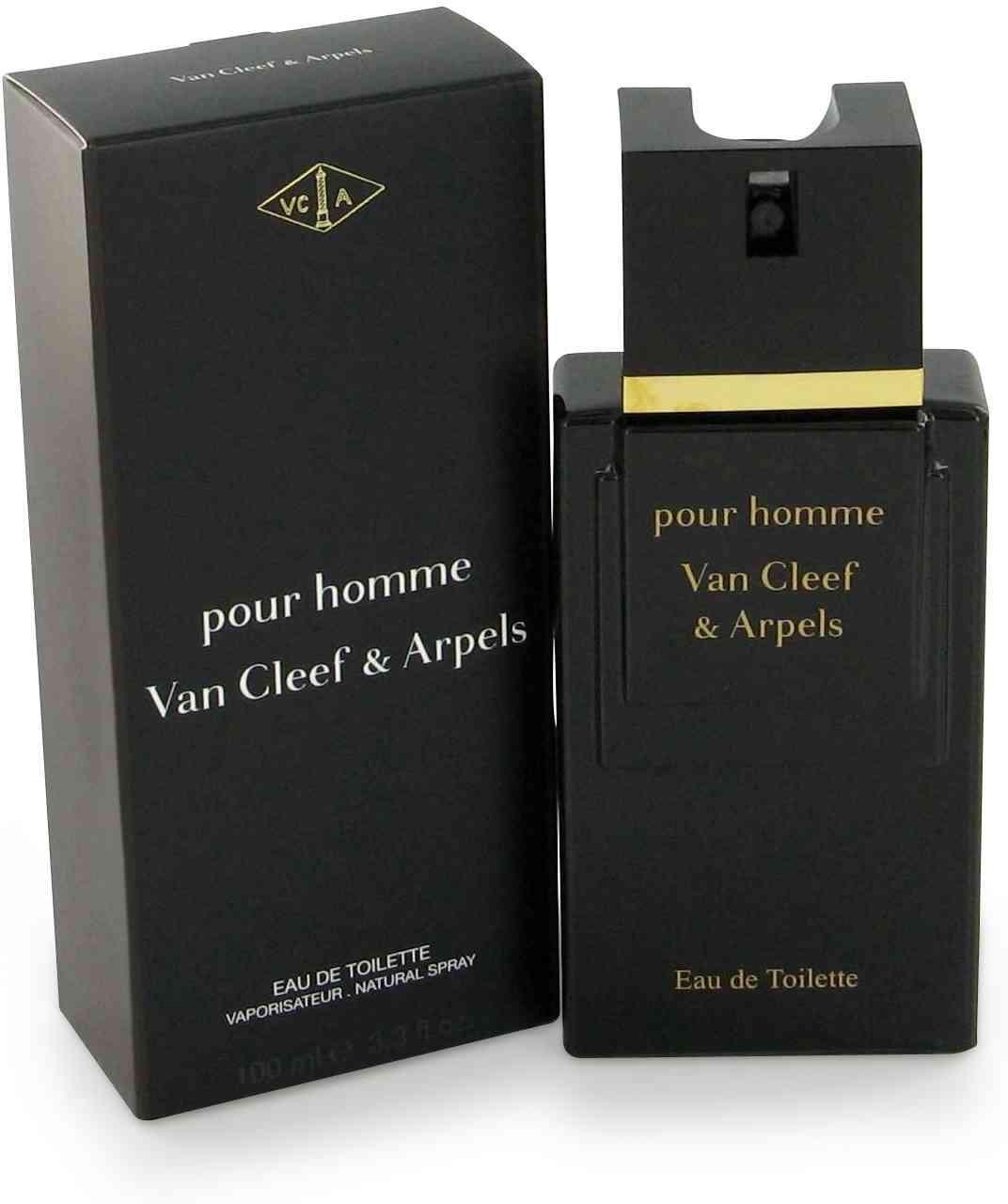 Van Cleef & Arpels Pour Homme EDT  -  100 ml(For Men)