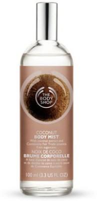 The Body Shop Body Mist Coconut Eau de Cologne  -  100 ml(For Women) at flipkart