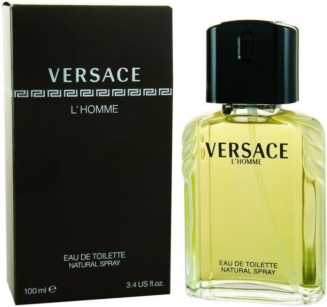 Versace Lhomme EDT  -  100 ml(For Men)