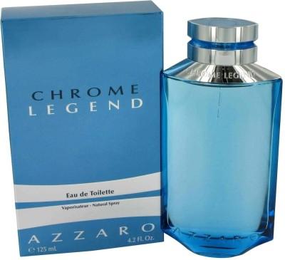 Azzaro Chrome Legend - Set of 2 (2 x 125 ml) EDT  -  250 ml