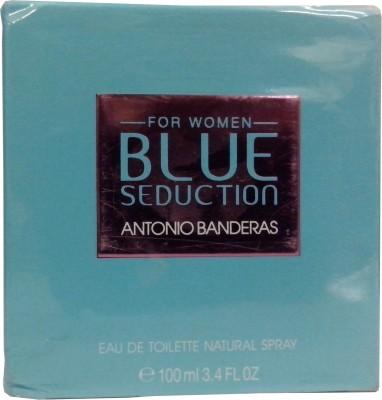 Antonio Banderas Blue Seduction EDT  -  100 ml