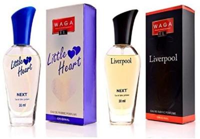waga Liverpool, Littleheart Eau de Parfum  -  30 ml