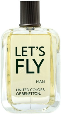 United Colors of Benetton Let's Fly EDT  -  100 ml