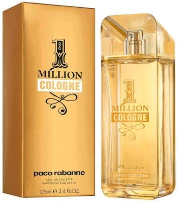 Paco Rabanne One Million Cologne Eau de Toilette  -  125 ml