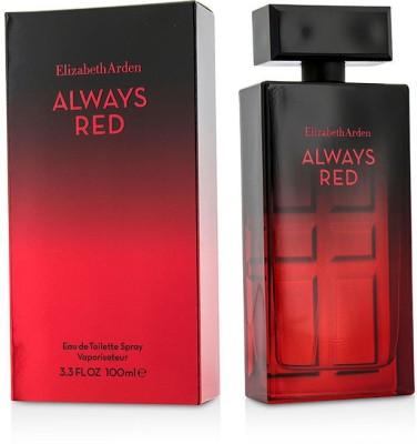 Elizabeth Arden Always Red Eau De Toilette Spray Eau de Toilette  -  100 ml