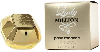 Paco Rabanne Lady Million EDP  -  50 ml