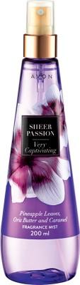 Avon Sheer Passion Captivating EDP  -  200 ml