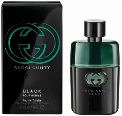 GUCCI Guilty Black pour homme EDT - 50 ml