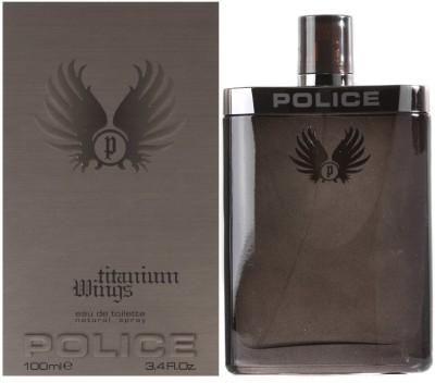 Police Wings Titanium EDT  -  100 ml