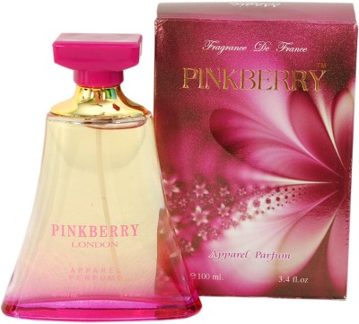 St. Louis Pinkberry Apparel Perfume EDP  -  100 ml(For Girls, Women)