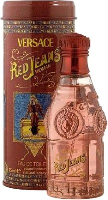 Versace Red - Jeans EDT  -  75 ml