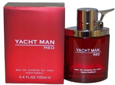 Yacht Man Red? EDT  -  100 ml
