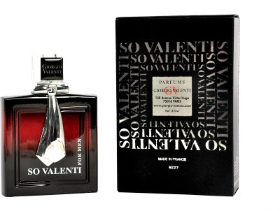 Giorgio Valenti So Valenti Homme EDT  -  100 ml