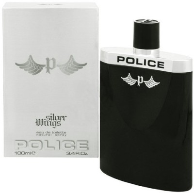 Police Silver Wings EDT  -  100 ml