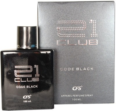 21 Club Code Black Cfs Apparel Hanky Eau de Parfum - 100 ml