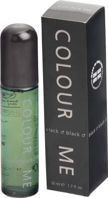 Colour Me EDT (Black) Eau de Toilette  -  50 ml