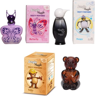 Jungle Magic Butterfly Pink Penggy White Naughty Bear Eau de Toilette  -  180 ml