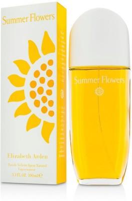 Elizabeth Arden Summer Flowers Eau De Toilette Spray Eau de Toilette  -  100 ml