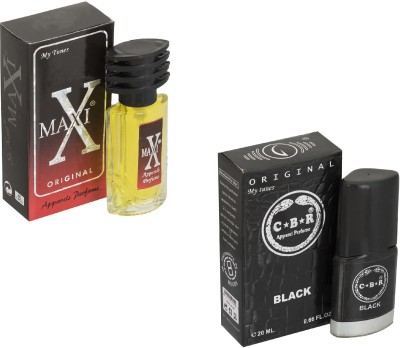 My Tunes Combo Pack Maxi Red 30 Ml & CBR- 20 ml Eau de Parfum  -  50 ml