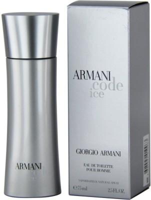 Giorgio Armani Code Ice Eau de Toilette - 75 ml