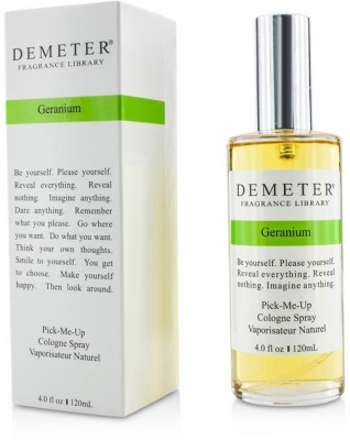 Demeter Geranium Cologne Spray Eau de Cologne  -  120 ml