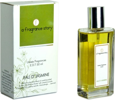 A Fragrance Story Eau d Jasmine EDT - 50 ml(For Men, Women)