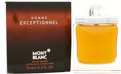 Mont Blanc Homme Exceptionnel EDT - 75 ml