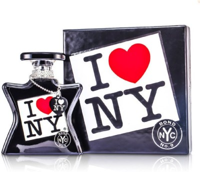 Bond No. 9 I Love New York For All Eau De Parfum Spray (Limited Ediotion/ with Black Necklace) Eau de Parfum  -  100 ml