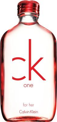 Calvin Klein One Red Woman Eau de Toilette  -  100 ml